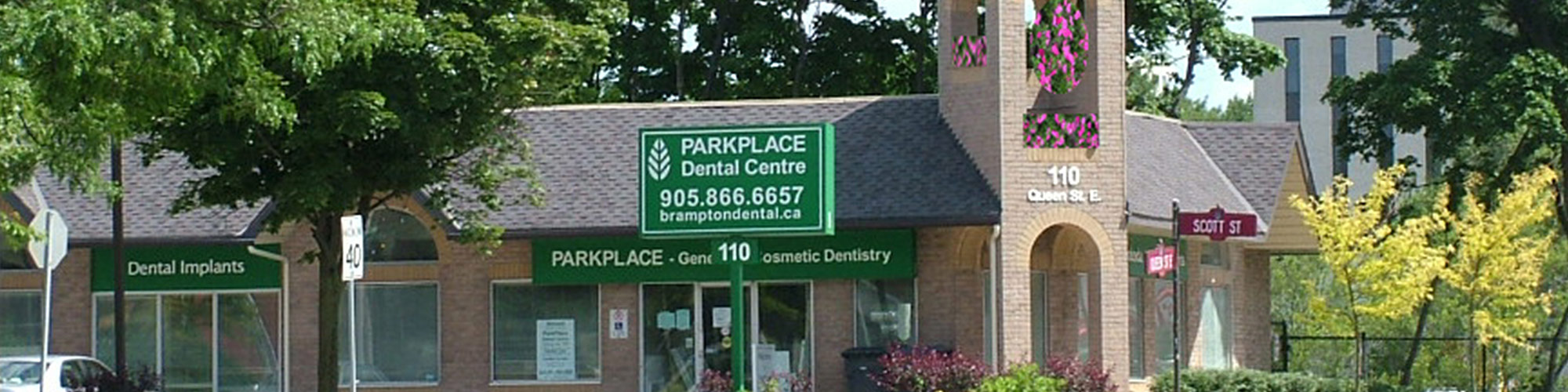 dental implants brampton